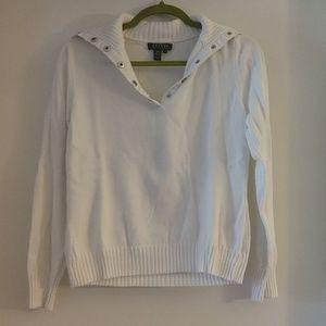 Lauren (Ralph Lauren) V neck sweater